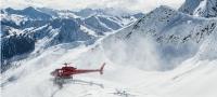 Heli-Skiing und Cat-Skiing