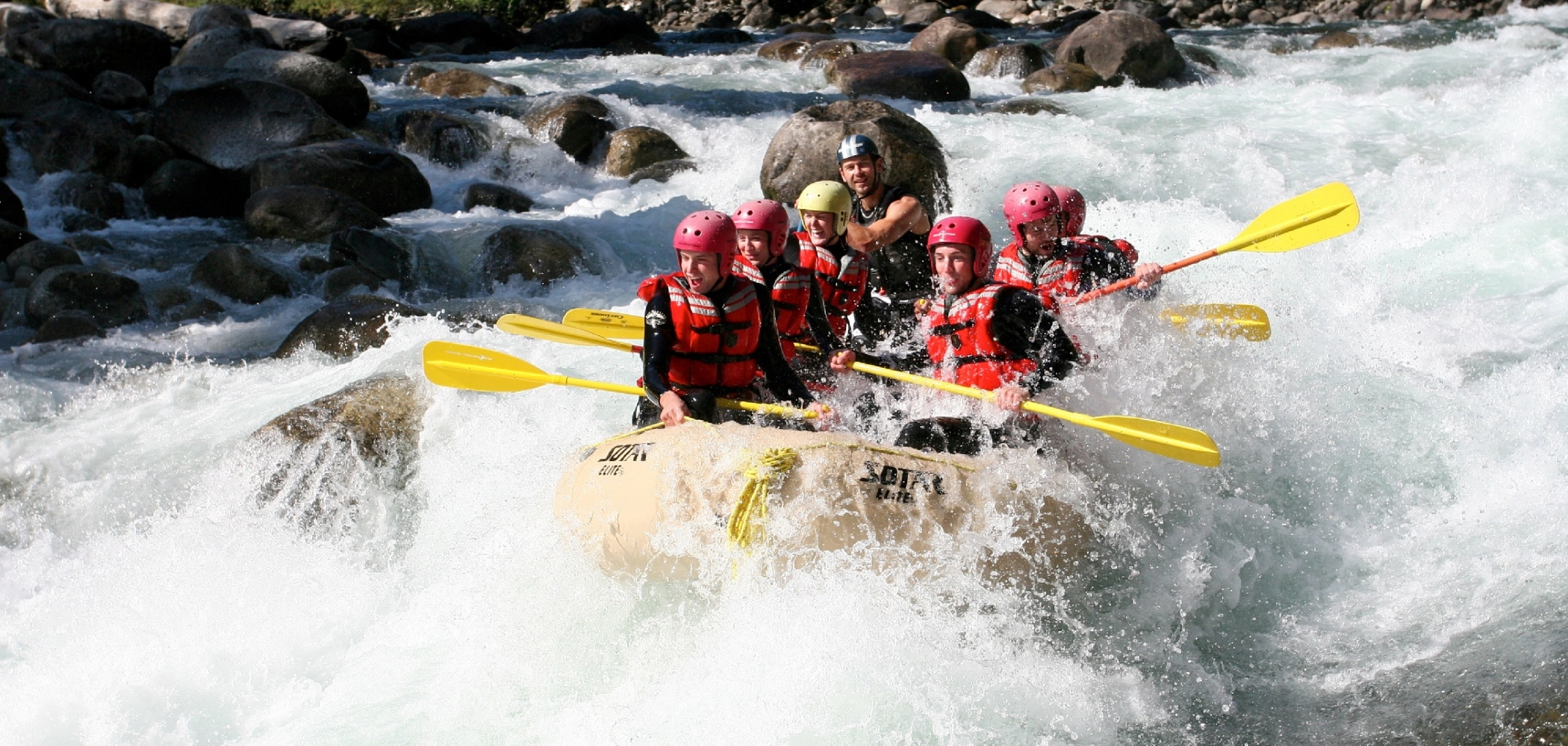 Adrenaline in BC, Canada