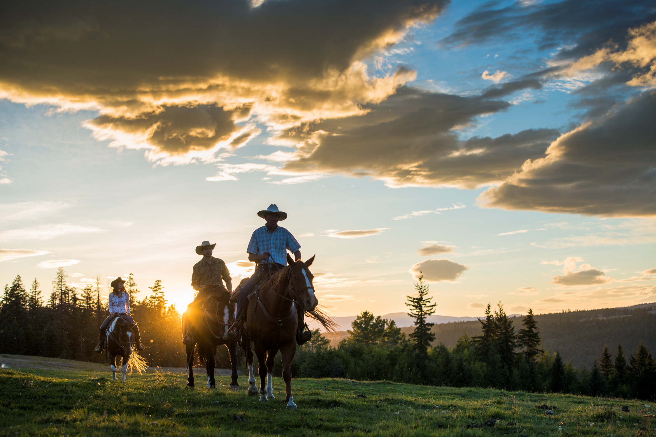 Echo Valley Guest Ranch and Spa | Blake Jorgenson