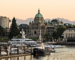 Barrierefrei von Victoria nach Nanaimo reisen